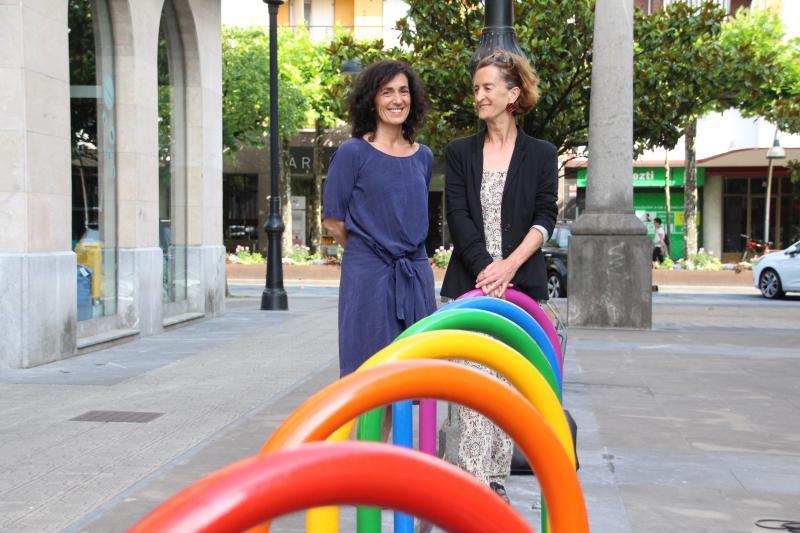 Tolosa s'habille en arc-en-ciel en faveur des droits des LGBTIQ