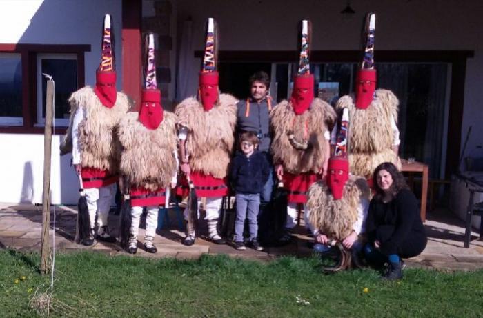 Les Kotilun à Heraitze