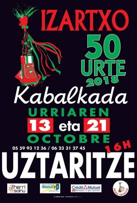 50 ans du groupe Izartxo